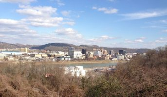 FOR SALE: Lot With City View in Charleston WV Available March 1, 2019