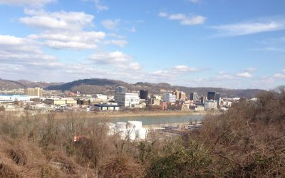 FOR SALE: Lot With City View in Charleston WV
